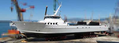 7,200 hp, 70-pax fast Offshore Crew and Supply Vessel for Charter