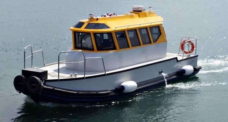 9.9 m (32-feet) Service Boat NEW
