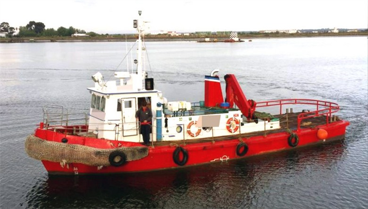 450 hp General Purpose Single Screw Ocean Going Tug