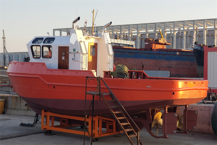 400 hp Twin Screw General Purpose Workboat