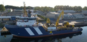 3150 bhp Offshore Supply and Support Vessel