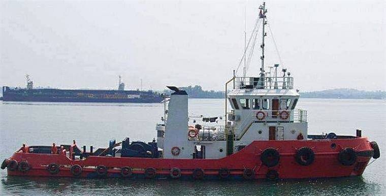 3,200 bhp Twin Screw Ocean Going Towing Tug