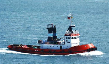 2,100 hp Single Screw Ocean Going Tug